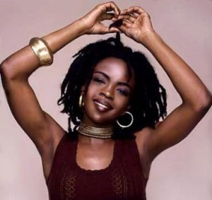 "... not emotionally unstable or schizophrenic."" ~ Lauryn Hill Quote"