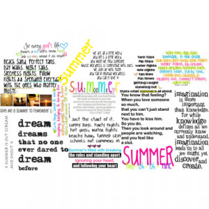 Summer quote picture gallery 2012