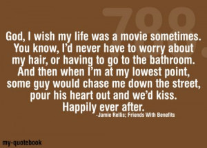 Friends With Benefits Quotes And Sayings Movie quotes: friends with ...