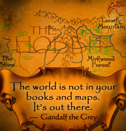 Famous Quotes from The Hobbit Movie Series