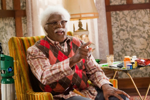 Tyler Perry star as Madea/Joe in Lionsgate Films' Madea's Big Happy ...