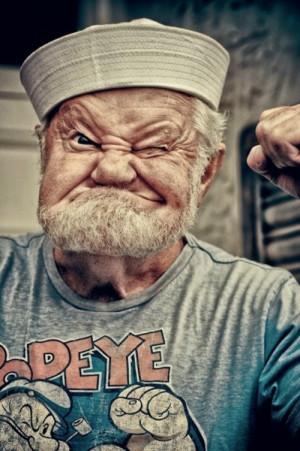 Crazy Funny Old Man 11 (www.FunnyPica.com)