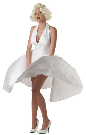 Deluxe Marilyn Monroe Adult Costume