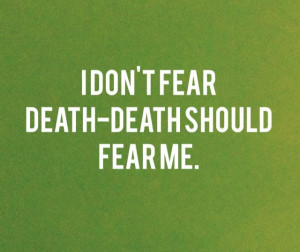 Quote by Nix from Fable.