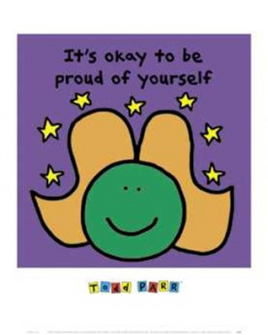 inspirational, inspirational quotes, quotations, it's okay to be proud ...
