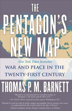"""Start by marking """"The Pentagon's New Map"""" as Want to Read:"""