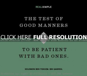 rude quotes, best, brainy, sayings, patient
