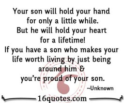 download this Son Love Quotes Family Quote Parents Proud Lifetime ...