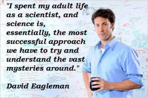 David eagleman famous quotes 3