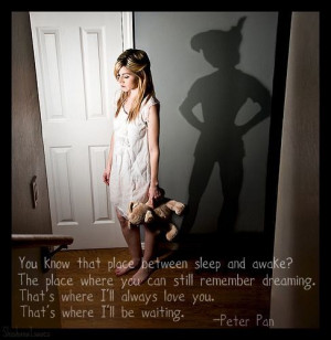 ... wonderful boy peter pan yes do you give up peter pan quotes images