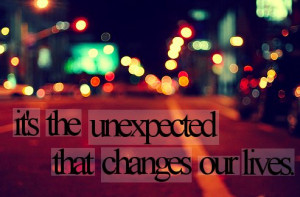 bokeh, change, quote, unexpected change