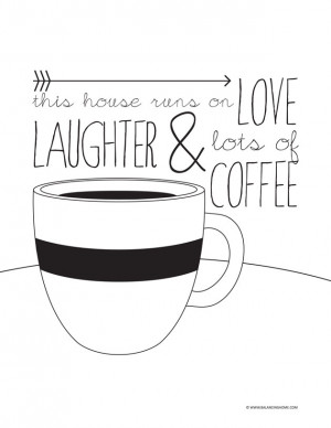 It is national coffee day today! Me and coffee are BFF's in the ...