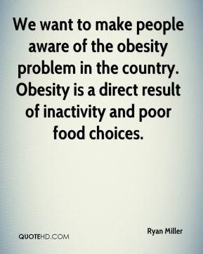 Obesity Quotes