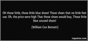 William Cox Bennett Quote