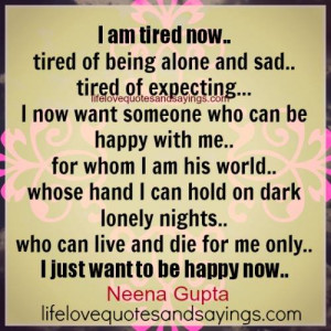 Am Tired Now..