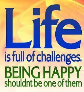 positive quote, life challenges