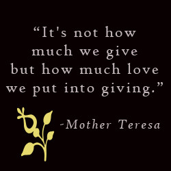 Quotes By Mother Teresa On Giving ~ Mother-teresa-Quote1.png
