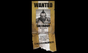 Sucks to be you guys: I call dibs on Salvador!