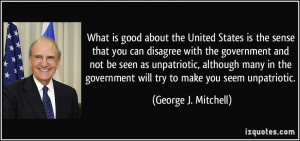 More George J. Mitchell Quotes