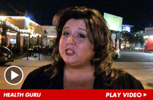... Boo Boo … telling TMZ, Boo Boo needs to be down with the fitness if