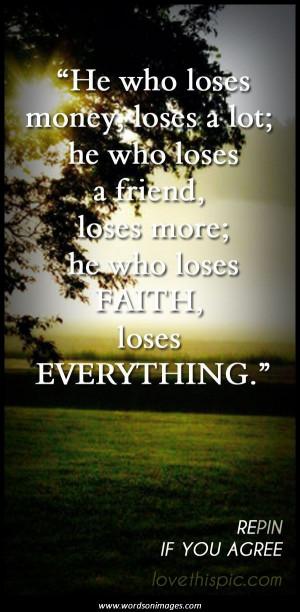 Inspirational religious quotes