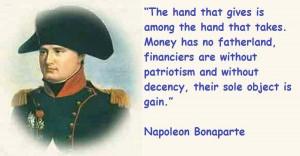 Napoleon bonaparte famous quotes 5