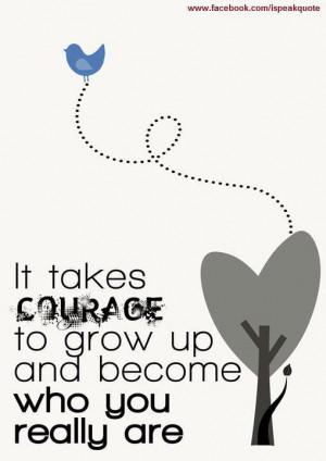 JadedForever wrote Courage -