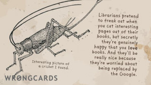 For ally friends who are librarians