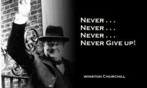 ... For Millions – Here Are 5 Famous Winston Churchill Quotations