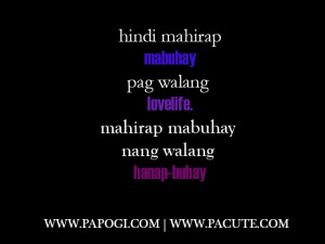 Related Pictures patama tagalog quotes tumblr