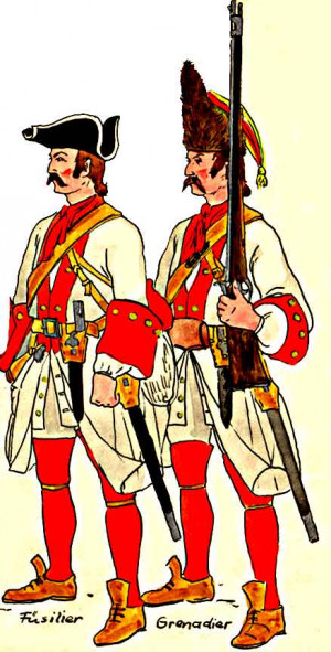 18th century austrian army uniform austro hungarian army ww1 uniforms
