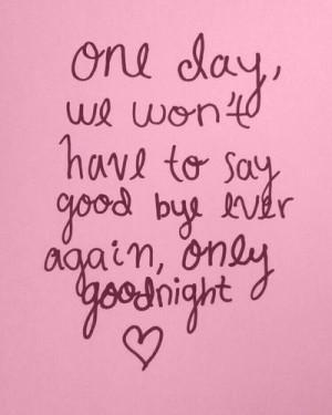 Goodnight angel. Luv u lots baby girl.