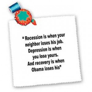 3dRose - Funny Quotes And Sayings - Recovery - Quilt Squares at Sears ...