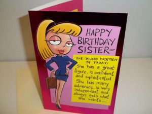 Posts related to happy birthday lil sister funny