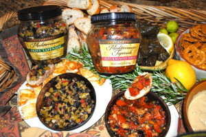 Mediterranean Olive And