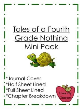... .com/Product/Tales-of-a-Fourth-Grade-Nothing-Mini-Pack-768080