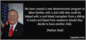 new demonstration program to allow families with a sick child ...