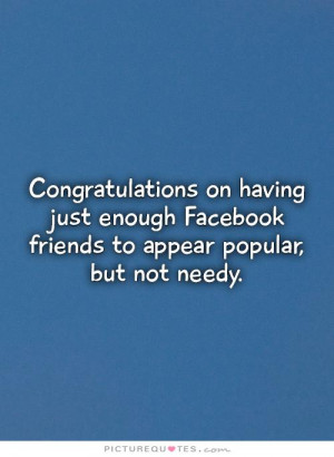 Friend Quotes Facebook Quotes