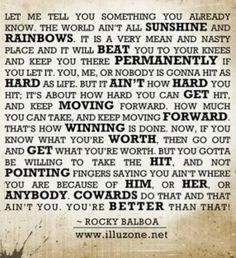 rocky balboa quote more rocky balboa quotes quotable quotes 1