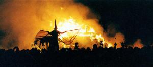 Night of the Burn (witch-Burning Man 1999)