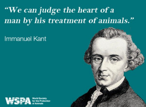 Filosoof Immanuel Kant: