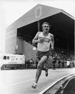 ... the film Prefontaine , about famed distance runner Steve Prefontaine