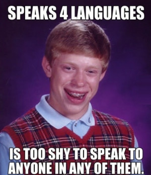bad luck Brian's long lost brother – LOL and Funny Picture at ...