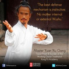 Master Yuan Xiu Gang - Taoist priest & founder of the Wudang Daoist ...