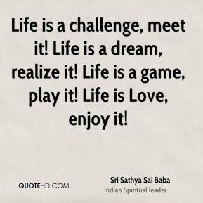 Challenge Quotes...