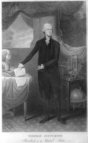 Elections: Thomas Jefferson