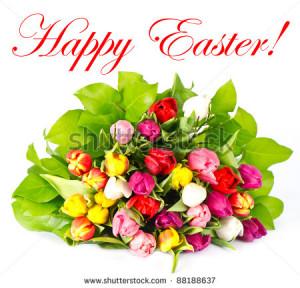 Happy Easter Bouquet Fresh