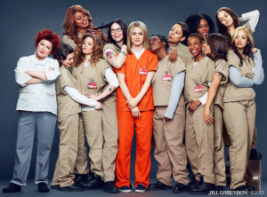 The cast of Orange Is The New Black. Photo Courtesy of tv.msnbc.com.