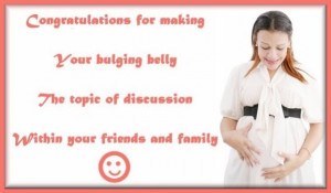 Funny Pregnancy Quotes