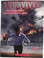 Survived the Bombing of Pearl Harbor book cover